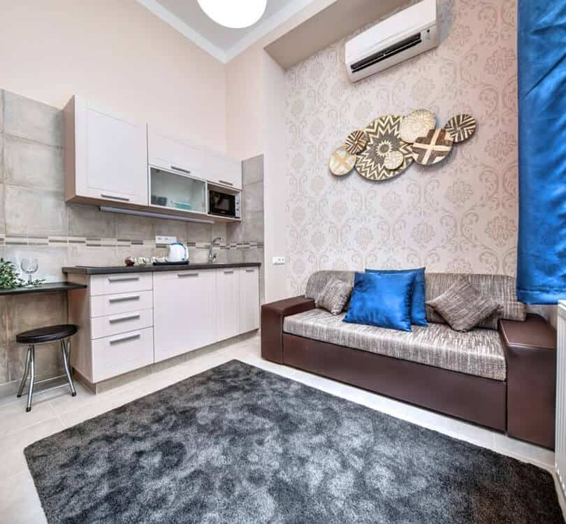 Exclusive apartment vaci street in Budapest