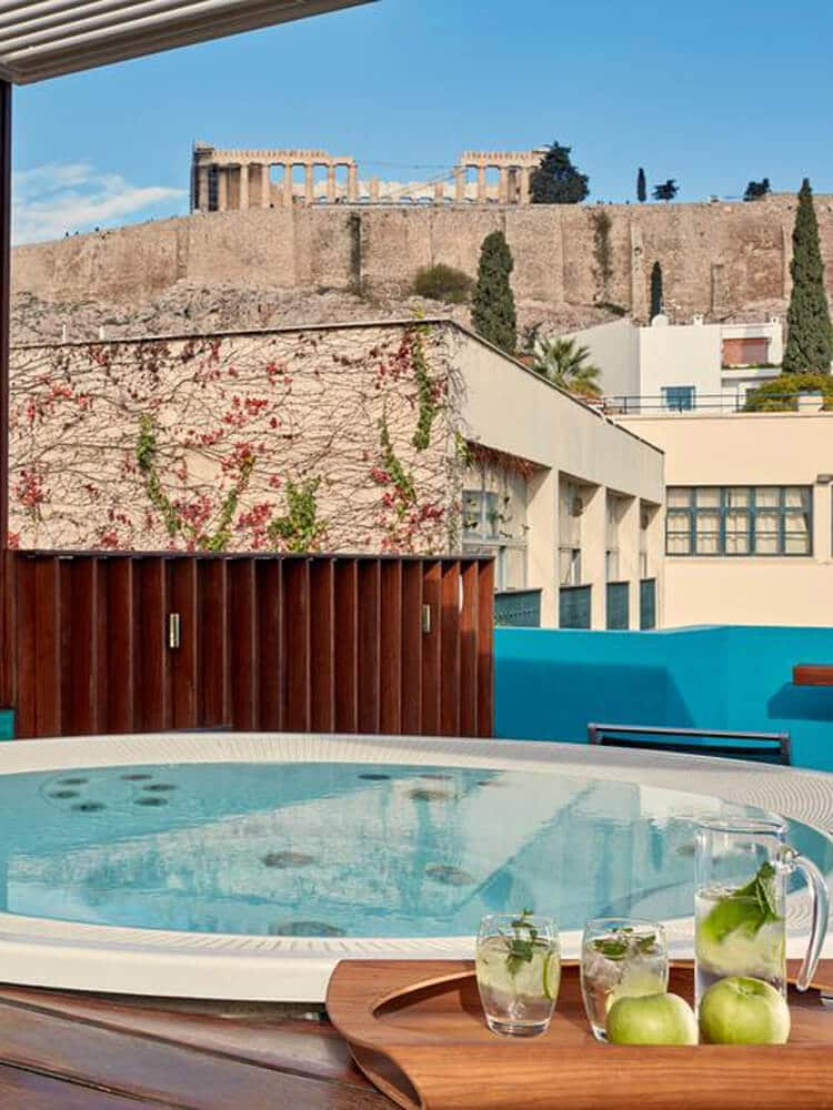 Herodion hotel in Athens 2