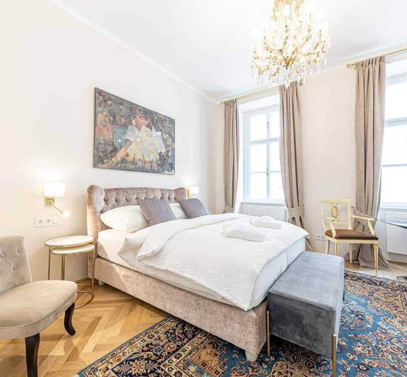 Room at Parkview residences in Vienna