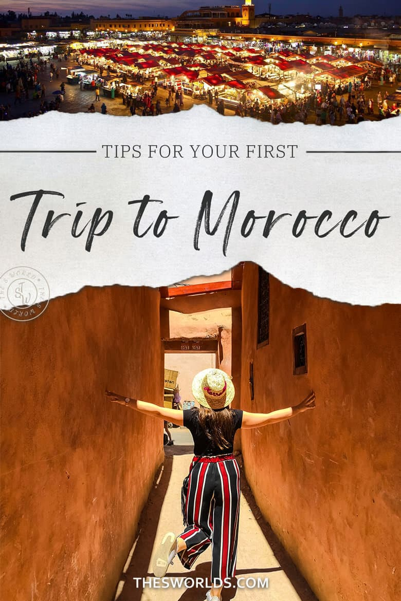 Tips for your first Trip to Morocco