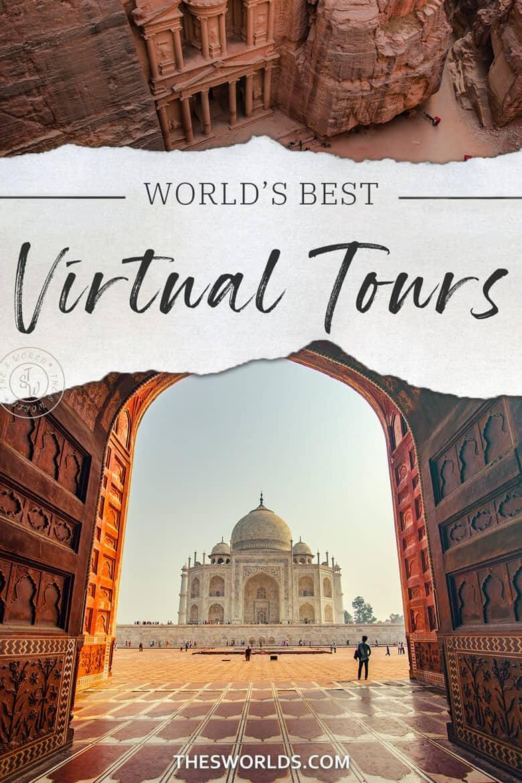 Worlds' Best virtual tours