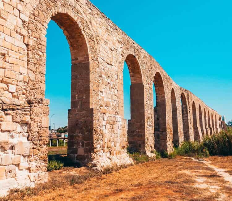 Aquaduct in Italy