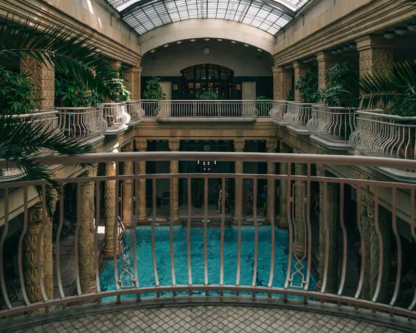 Budapest indoor Thermal spot