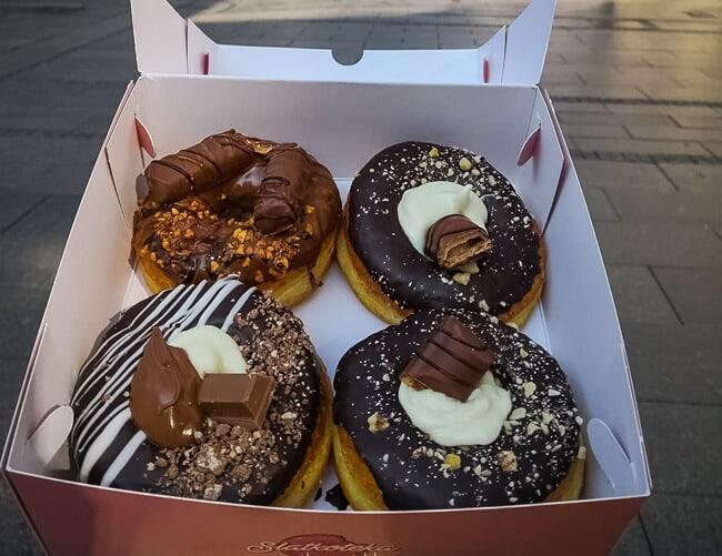 Donuts in Belgrade