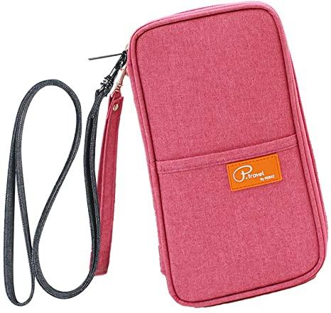 Pink Flyme Travel wallet