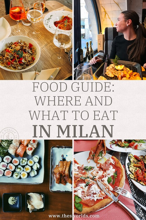 Foodie Guide: Where and what to eat in Milan