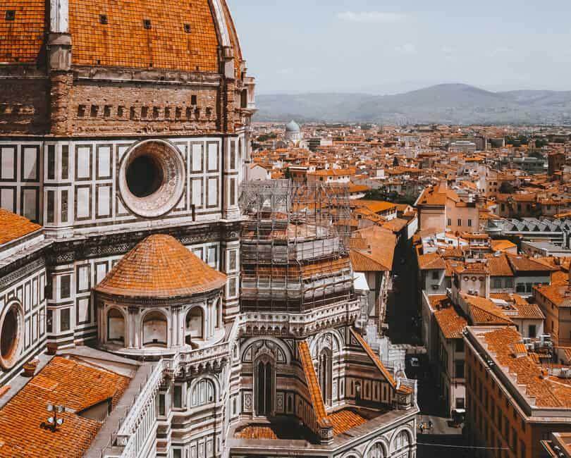 Church of Santa Maria Del Fiore in Florence