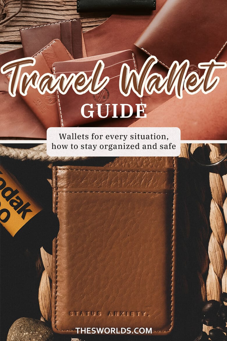Travel Wallet Guide - Wallets for every situation