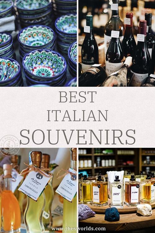 Best Italian souvenirs