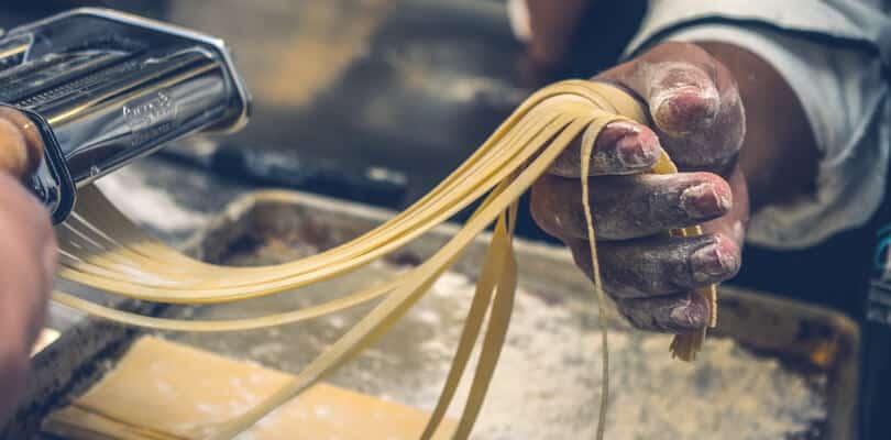 Creating pasta