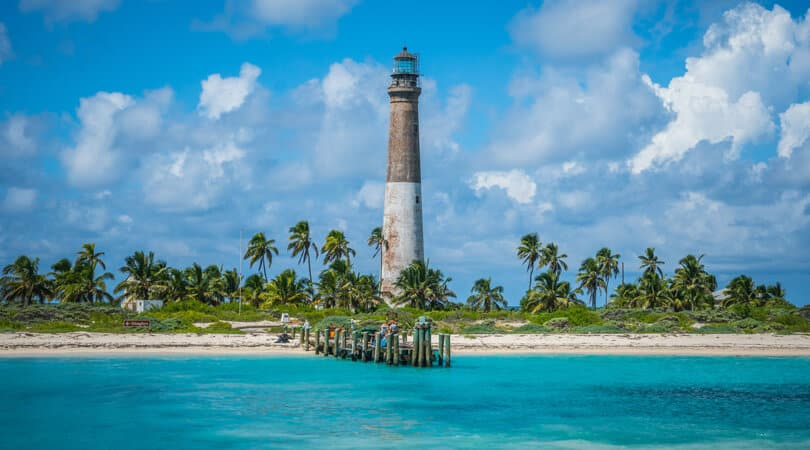 Dry Tortugas in Florida