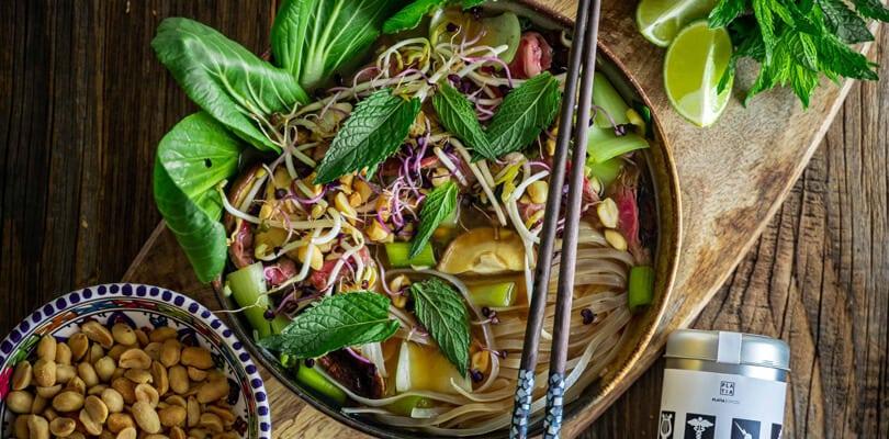 Pho Vietnam Street food