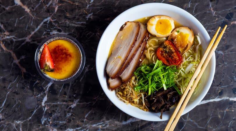 Ramen Japan Street food