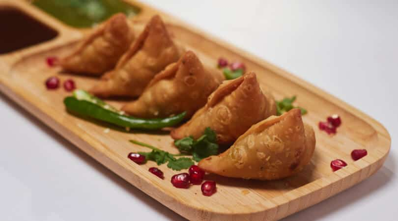 Samosa India Street food