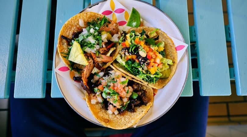Tacos Street food
