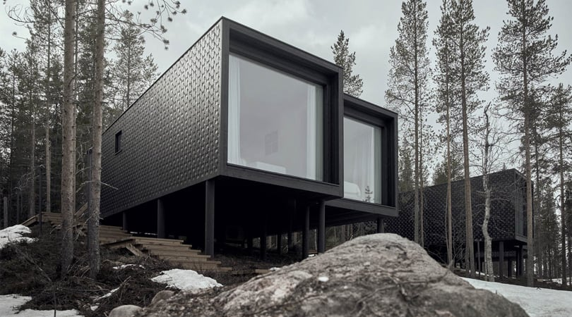 arctic treehouse hotel offical