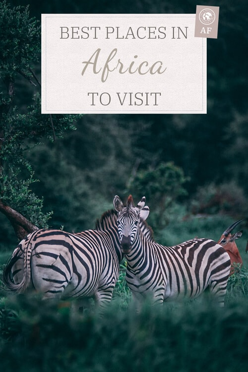Best places in Africa to Visit