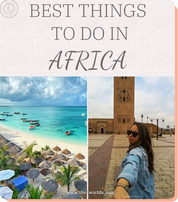 Best Things to do in Africa