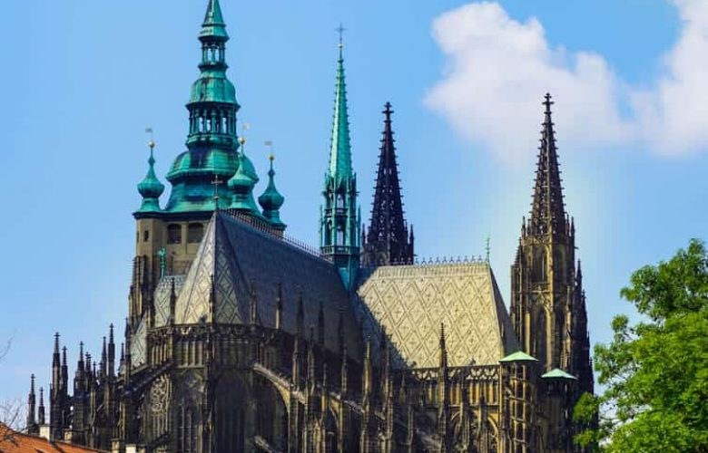 Prague Castle in Prague
